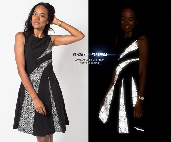 3M Scotchlite™ Reflective Cocktail Dress