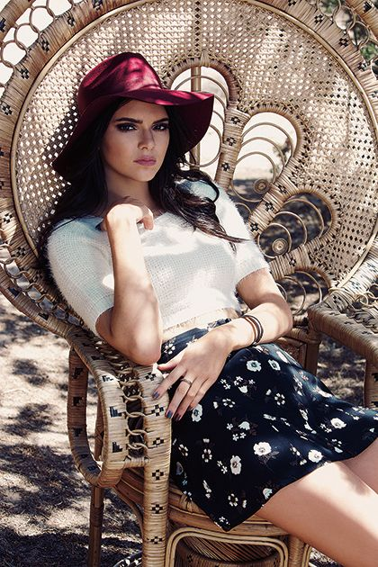 An Exclusive First Look at Kendall and Kylie's Back-to-School PacSun Collection