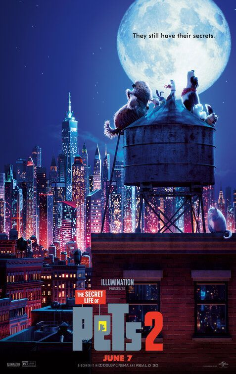 Click To View Extra Large Poster Image For The Secret Life Of Pets 2 In 2020 Secret Life Of Pets Secret Life 2 Movie