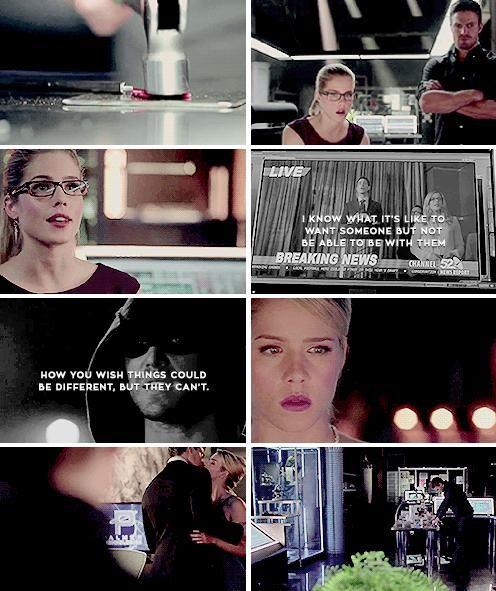 #Arrow #Olicity #3.7 #Season3