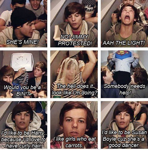 The Video Diaries. ❤