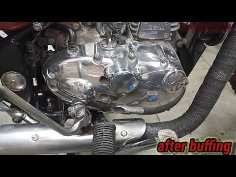 Royal Enfield Engine Buffing Mirror Finish Parpin S Garage Modification Youtube Royal Enfield Royal Enfield Classic Enfield
