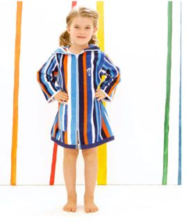 Cute beach robes for kids