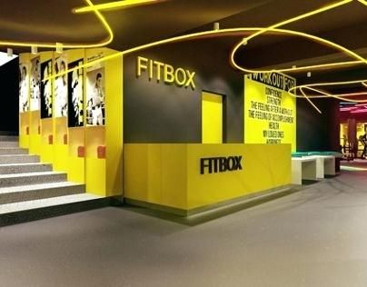 Gym Interior L Gym By Cube Architects Via Gym Interiors Commercial Gym Studio Fitness Center Gym Interior Painting Gym Interior Gym Design Interior Gym Design