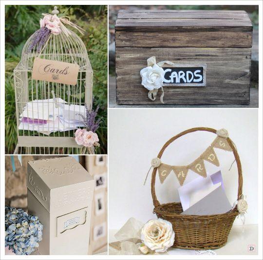 decoration mariage provence urne mariage cage coffre en bois boite aux lettres panier en. Black Bedroom Furniture Sets. Home Design Ideas