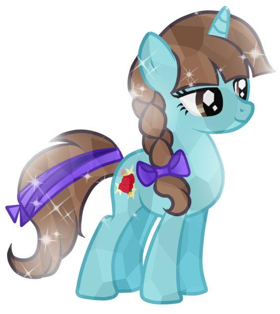 Bueno...antes de que alguien más lo haga xD Eh vuelto a hacer ponies que no me pertenecen (literalmente :v ) La idea surguio de una conversación con la cual era de dibujar a personajes fa...