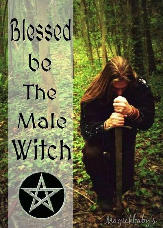 ゝ。Blessed Be ✪✨✪ The Male Witch.。: