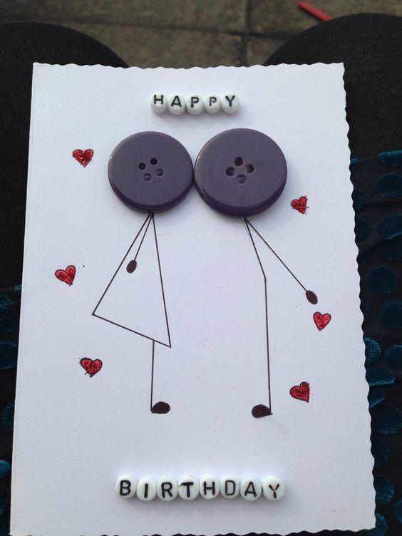 Handmade Birthday Card Ideas for Boyfriend – Homemade Birthday Card Ideas for Him