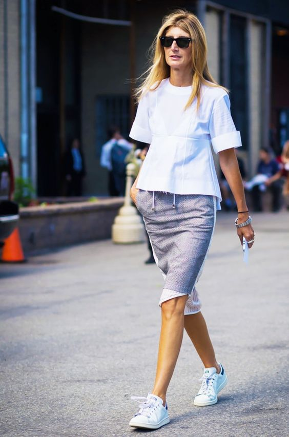 Non-Basic Pencil Skirts Your Closet Needs via @WhoWhatWear: