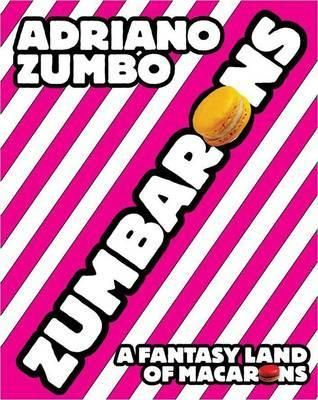 Zumbarons : a fantasyland of macarons. Macarons... Vegemite? Wasabi & pickled ginger?! Some really, really exotic and weird flavours in this book! A must see!! Available from Campbelltown, Padstow and Wetherill Park campus libraries. #macarons #desserts #exoticflavours