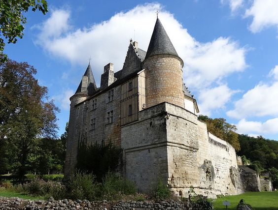 Château de Montastruc. Perigord. Aquitaine