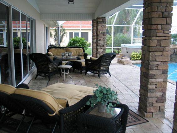 Under deck patio ideas patio with outdoor kitchen for Outdoor kitchen under deck