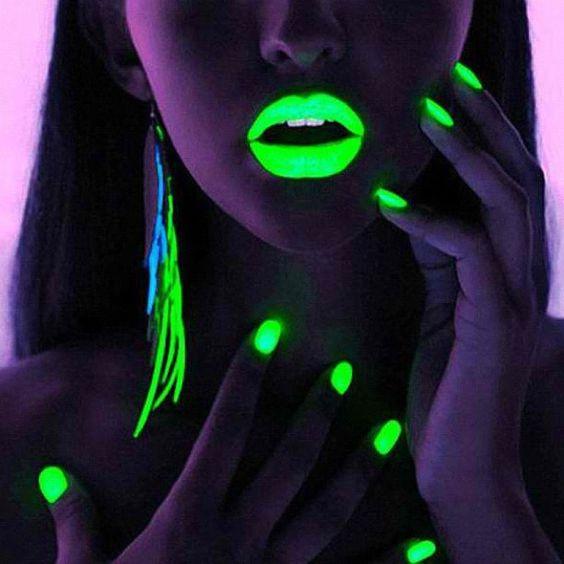 Resultado de imagen para labiales neon