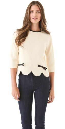 ladylike milly top