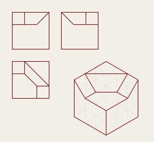 Resultado De Imagen Para Geometria Descriptiva Ejercicios Technical Drawing Drawing Exercises Drawings