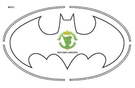 simbolo do batman para imprimir - Pesquisa Google | Super ...