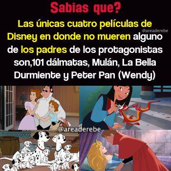Qué Tendrá Disney Con Los Padres Muertos Memes De Libros Datos Curiosos Mundo Peliculas De Disney