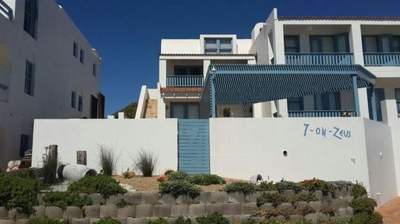 7-on-Zeus - 7-on-Zeus is situated in the second row of houses from the beach, inside the Paradise Beach Estate. Self-catering accommodation is provided in two apartments, each sleeping three people.  The two apartments ... #weekendgetaways #langebaan #southafrica