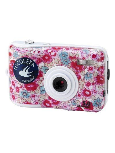 I want that !     Appareil photo numérique Nicoleta MULTICOLORE - vertbaudet enfant
