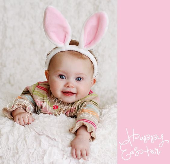 For Quinn's first Easter!