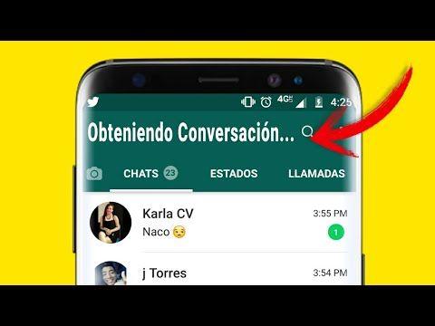 Cómo Saber Si Tu Pareja Te Engaña En Whatsapp Nuevo Truco Youtube Trucos Para Whatsapp Trucos Para Celulares Trucos Iphone