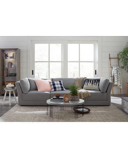 main image  Modular sofa, Macy furniture, Furniture