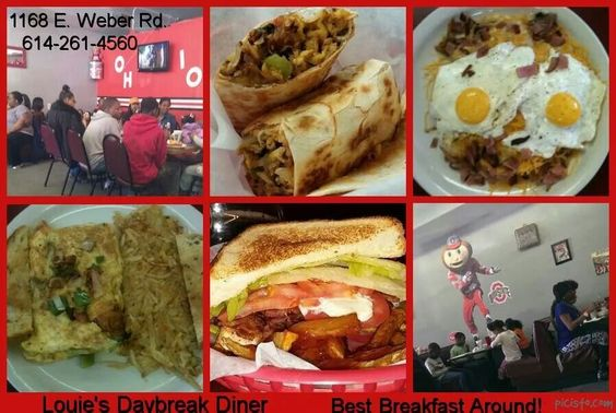 614 261 4560 Carryout  or Dine
