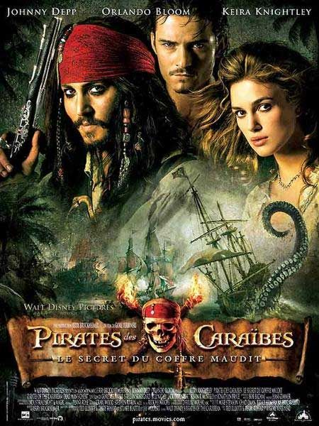 Pirates des Caraïbes – Sonnerie MP3 Gratuite