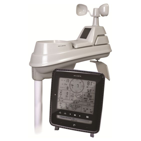 Accurite AcuRite Wireless 5-in-1 USB Professional Weather Station