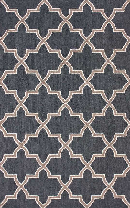 trellis rug navy rug and taupe rug on pinterest