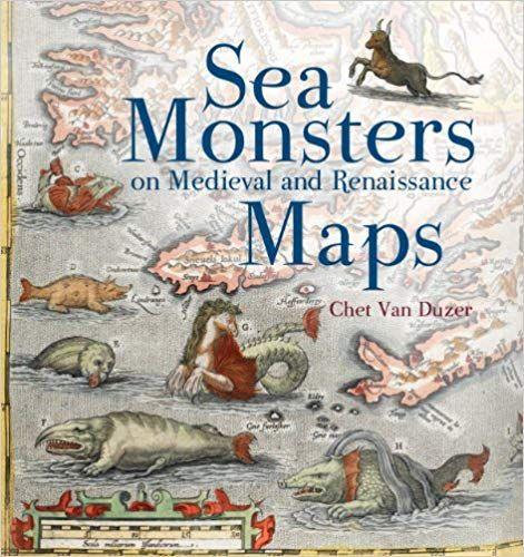 Sea Monsters on Medieval: Amazon.es: Chet van Duzer: Libros en idiomas extranjeros