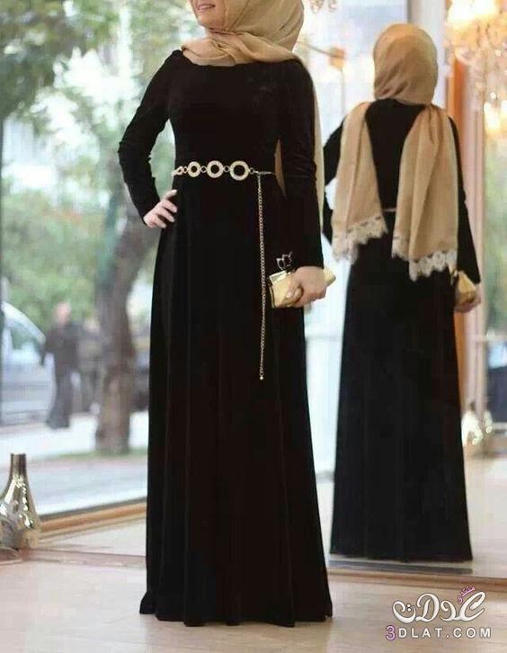 ازياء عبايات 2020 صور عبايات سوداء قمة الرقة عبايات خليجي 2020 قمة الاناقة بالصور 92169 Imgcache Fashion Style Hijab