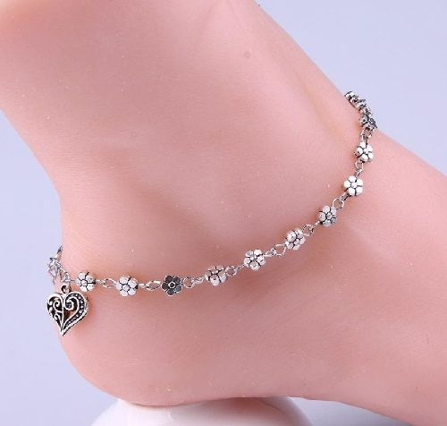 Top 25 Latest Anklet Designs For Girls | Styles At Life