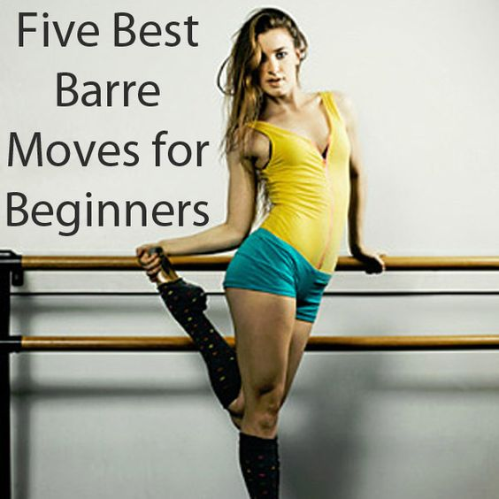 Five easy ballet barre fitness moves from the Cody blog