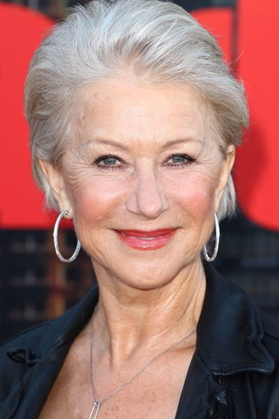 Celebrities With Gray Hair  #grayhair  http://www.healyourfacewithfood.com/
