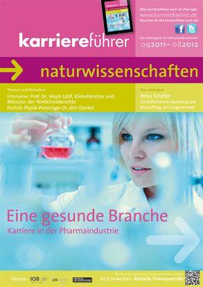 karriereführer naturwissenschaften 2011.2012