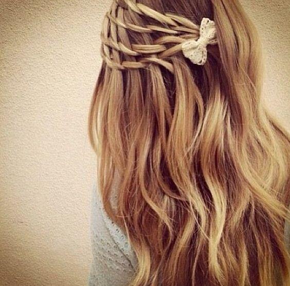 Trenza grad hair