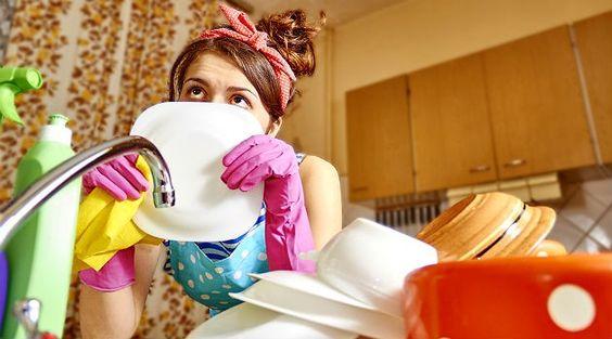 5 malandragens na cozinha para não perder tempo na limpeza e organização - Bolsa de Mulher