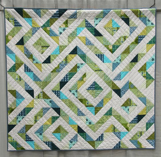 great layout for HST!  Blog post: http://naptimequilter.blogspot.com/2011/11/network.html: