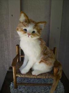 needle felted kitten - Google Search