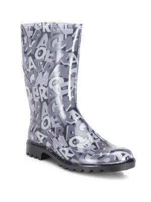 SALVATORE FERRAGAMO Farabel Rain Boots. #salvatoreferragamo #shoes #boots