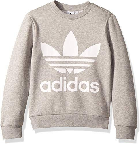adidas fleece crew sweatshirt