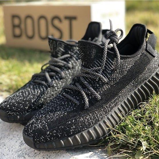 Adidas yezzy boost 350 V2 static black