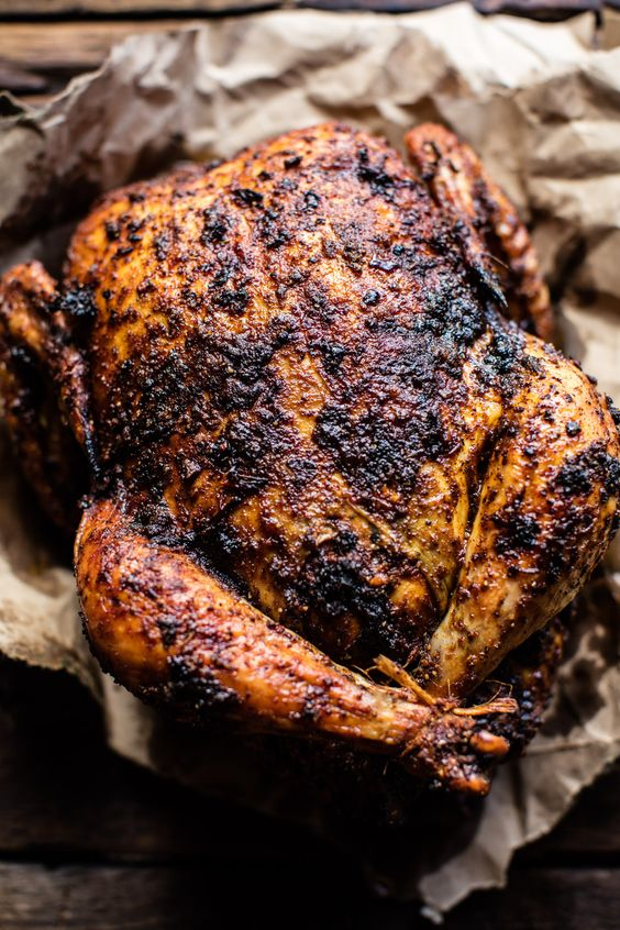Magic Faux-Tisserie Chicken | halfbakedharvest.com @hbharvest: