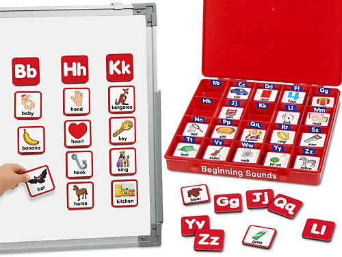 Magnetic Phonics Board