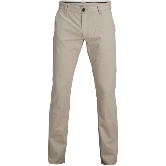 Selected Shparis - Regular Fit Chinos ($62) found on Polyvore