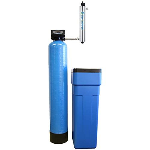 Tier1 48 000 Grain Water Softener Whole House System Plus Ultra Violet Uv Disinfection System Suvinil Coisas Para Comprar Coisas