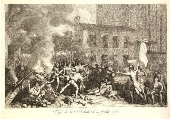 marche bastille history