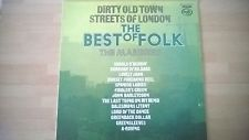 "RARE, THE BEST OF FOLK, THE MARINERS 12"" LP MFP50209 1975 A1/B1, MINT"
