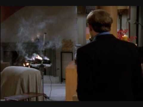 Frasier is a bit old school - but I will never forget this hilarious opening scene!
